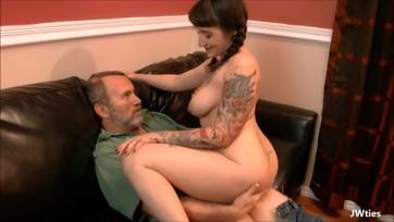 Apa és lánya Thumb